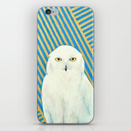 Chester the Owl iPhone Skin