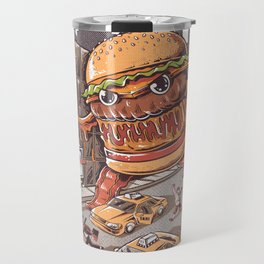 Burgerzilla Travel Mug