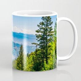Park City Deer Valley Utah Landscape Print Coffee Mug