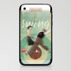 Swing Dance iPhone & iPod Skin