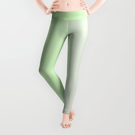 Green Nature Ombre Leggings