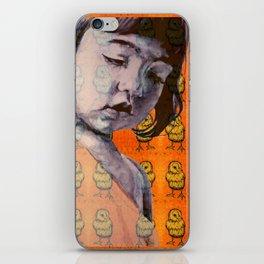 BIDDY GIRL iPhone Skin