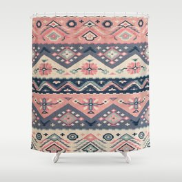 -A23- Epic Anthropologie Traditional Moroccan Artwork. Shower Curtain