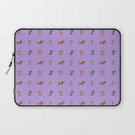 small dogs 2. art Laptop Sleeve