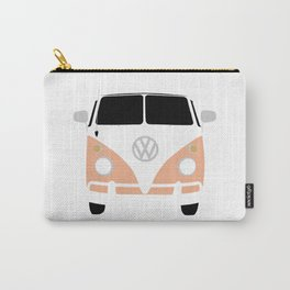 Vintage Van Carry-All Pouch