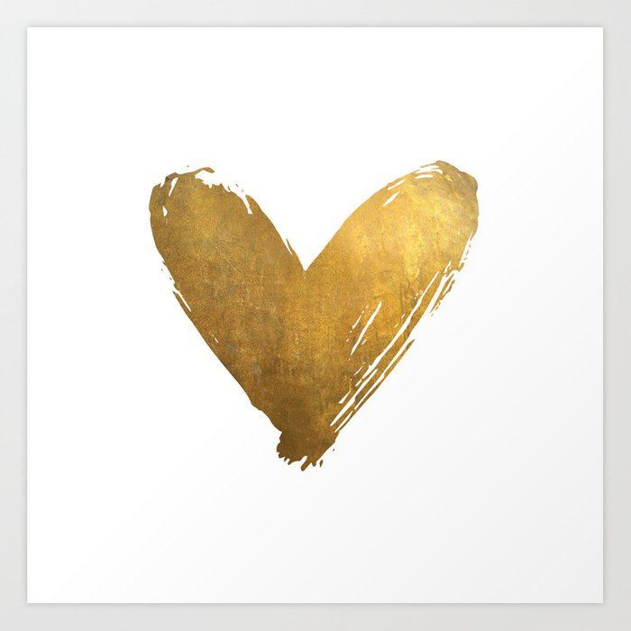 Gold Of Heart