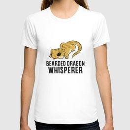 Bearded Dragon Whisperer T-shirt