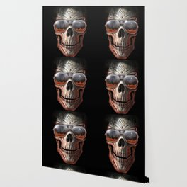 triball skull / Gothique Poster - Feu D'Enfer Wallpaper