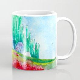 The Emerald City Coffee Mug