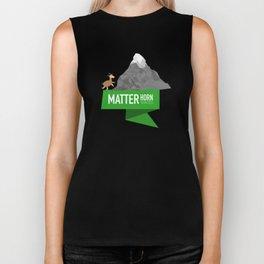 Matterhorn | Swiss Creation Biker Tank