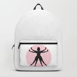 Forget history – let's make herstory Backpack