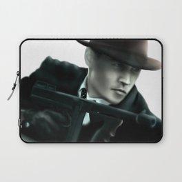 Johnny Depp// John Dillinger Laptop Sleeve