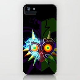Majora's Mask - Twili iPhone Case
