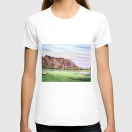 Koolau Golf Course Hawaii 16th Hole T-shirt
