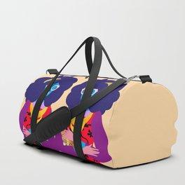 Bethany Cheetah Duffle Bag