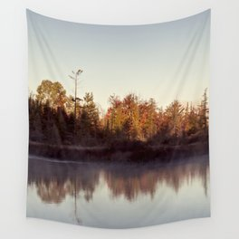 clear morning Wall Tapestry