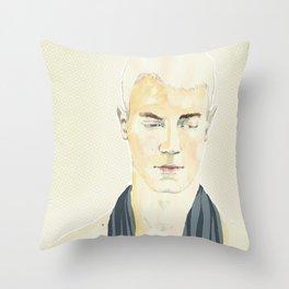 The beautiful  Throw Pillow