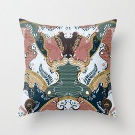 ss16 /// Handmade Arabesque I Throw Pillow