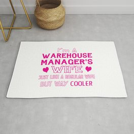 Warehouse Manager's Wife Rug