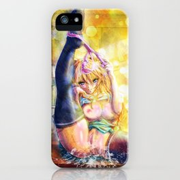 Spread It Out iPhone Case