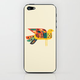 Century Bird iPhone Skin