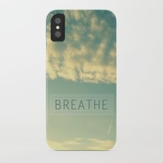Breathe iPhone X Slim Case
