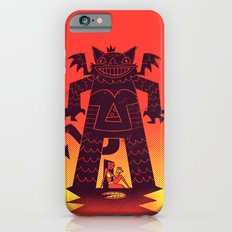 Pizza Demon Slim Case iPhone 6s