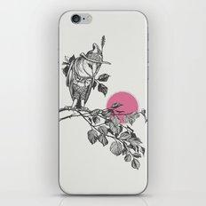 Hunter iPhone & iPod Skin