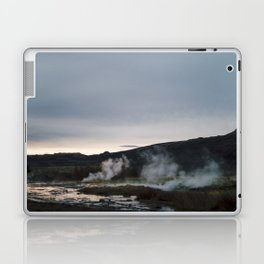 Sunset Geysirs Laptop & iPad Skin