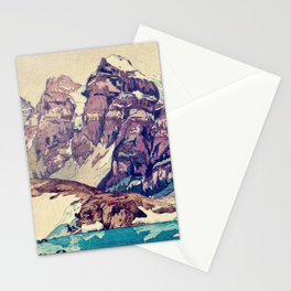 The Dimyian Breathing Stationery Cards