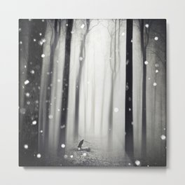 Winter Song Metal Print