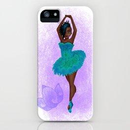 Punk Ballerina iPhone Case