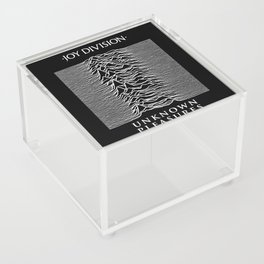 The Line Of Division Acrylic Box