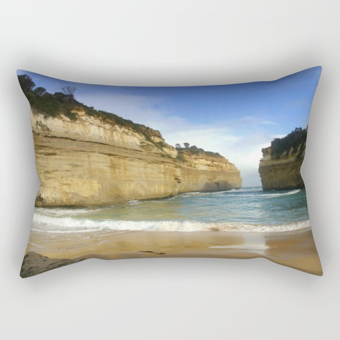 Australia's Evolution Rectangular Pillow