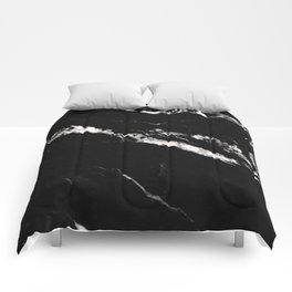 Black Marble #11 #decor #art #society6 Comforters