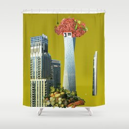 EXP 8 Shower Curtain