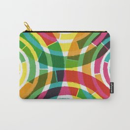 Colorful shouts Carry-All Pouch