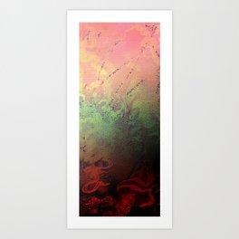Rising Heat Art Print