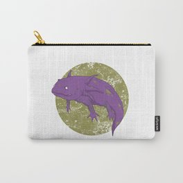 Axolotl Gothic Goth Water Aquarium Pet Animal Gift Carry-All Pouch