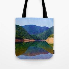 beautiful lake Tote Bag