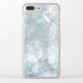 Drowning Clear iPhone Case