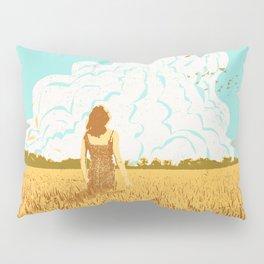 ROCKET LAUNCH Pillow Sham