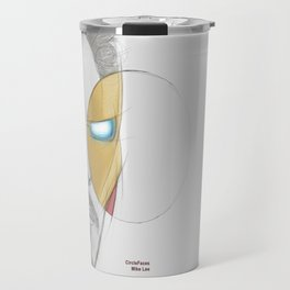 circlefaces Travel Mug