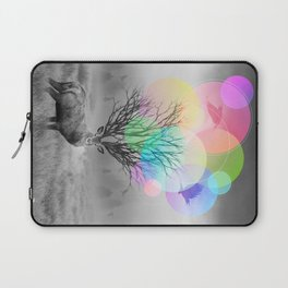 Calm Within the Chaos Laptop Sleeve