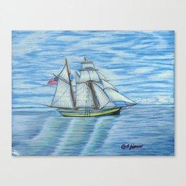 The Niagara Canvas Print