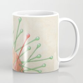 pincushion n. 4 Coffee Mug