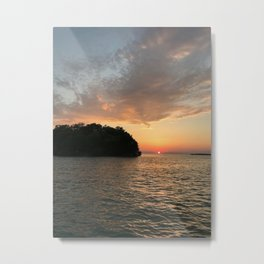 """""""Mouse Island, Ohio"""" Photography by Willowcatdesigns Metal Print"""