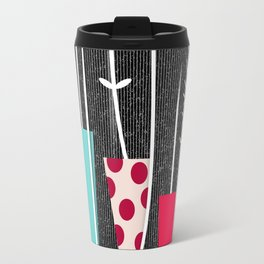 Wild Plants Travel Mug