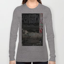 Demolished Providence Long Sleeve T-shirt