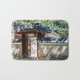 Youngyeongdang Gate_Secret Garden of Changdeokgung Palace Bath Mat